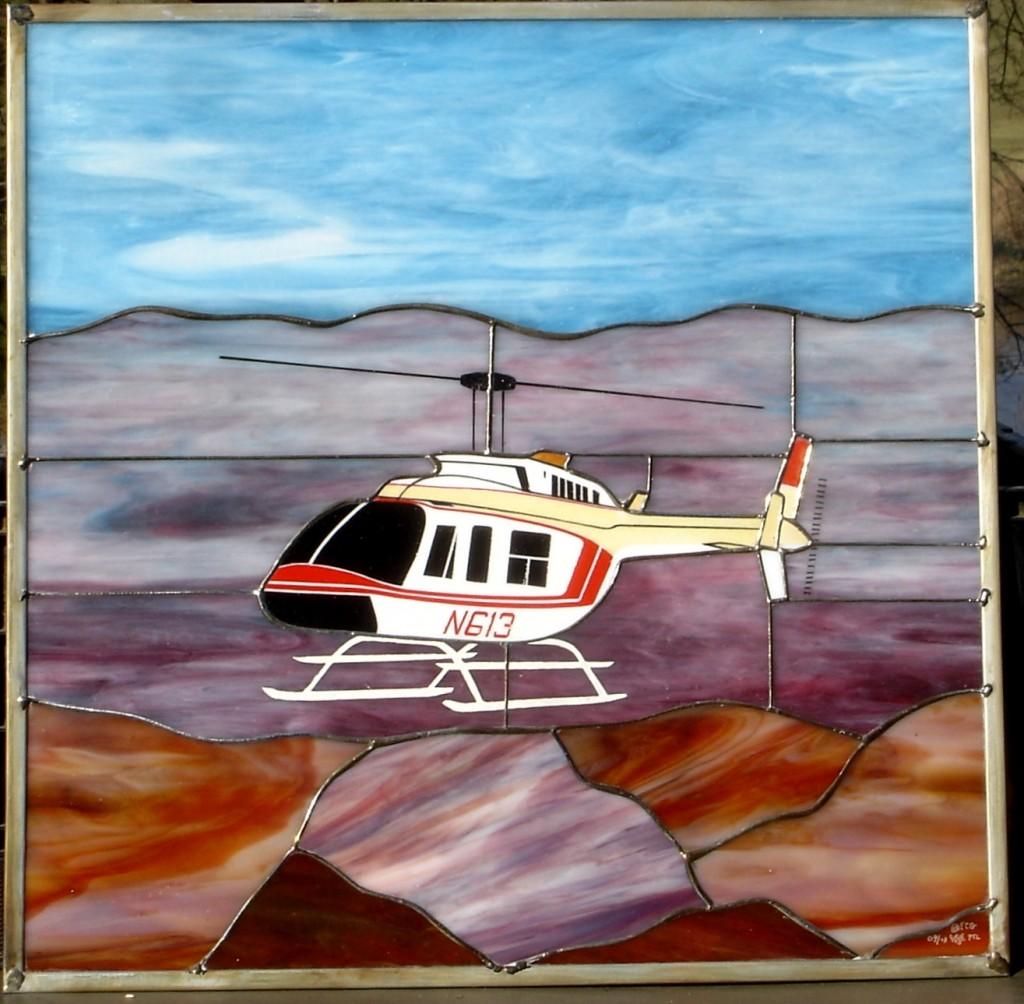 SG - Bell 206 L3 BR