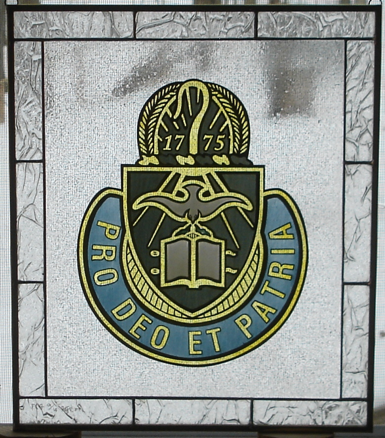 Chaplains Badge