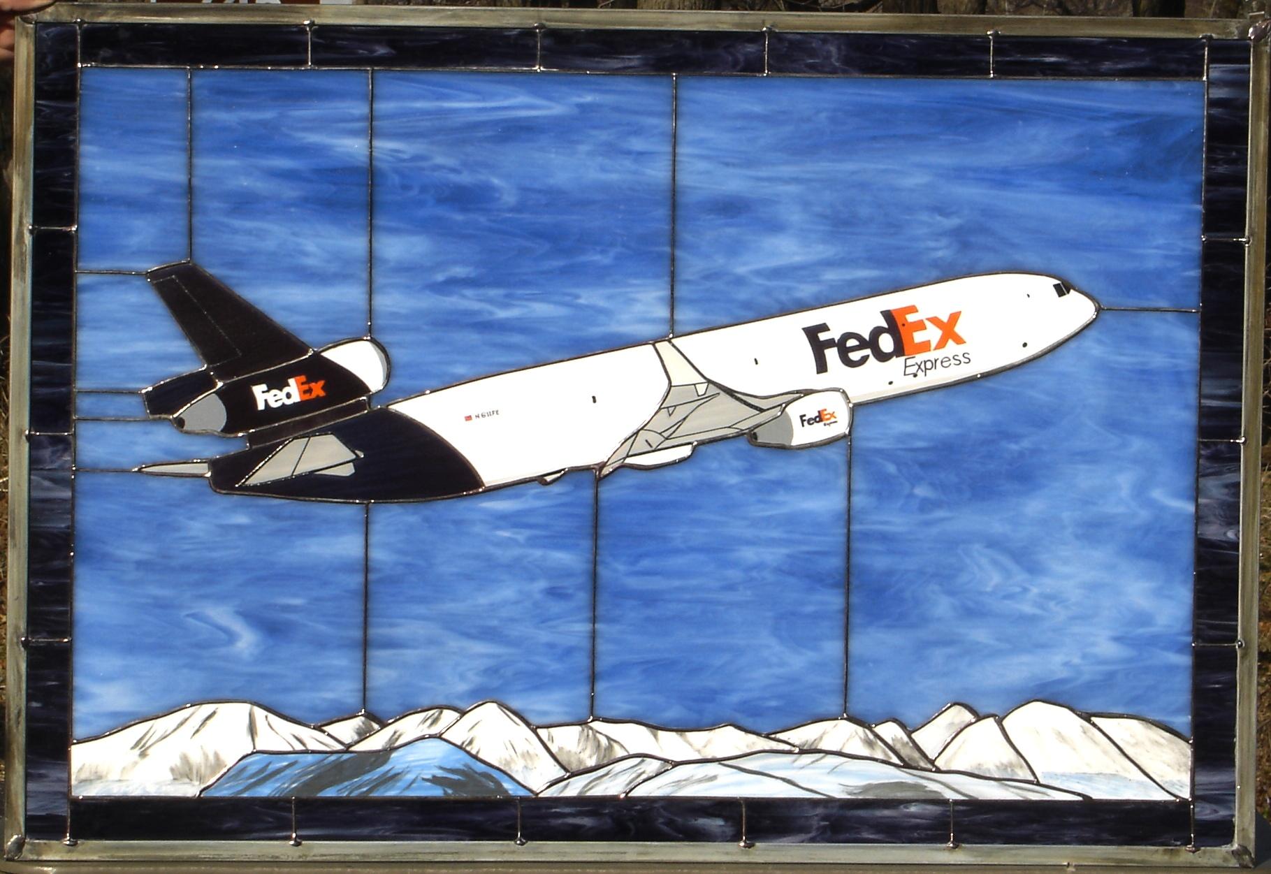 Denver Climb-out, MD-11