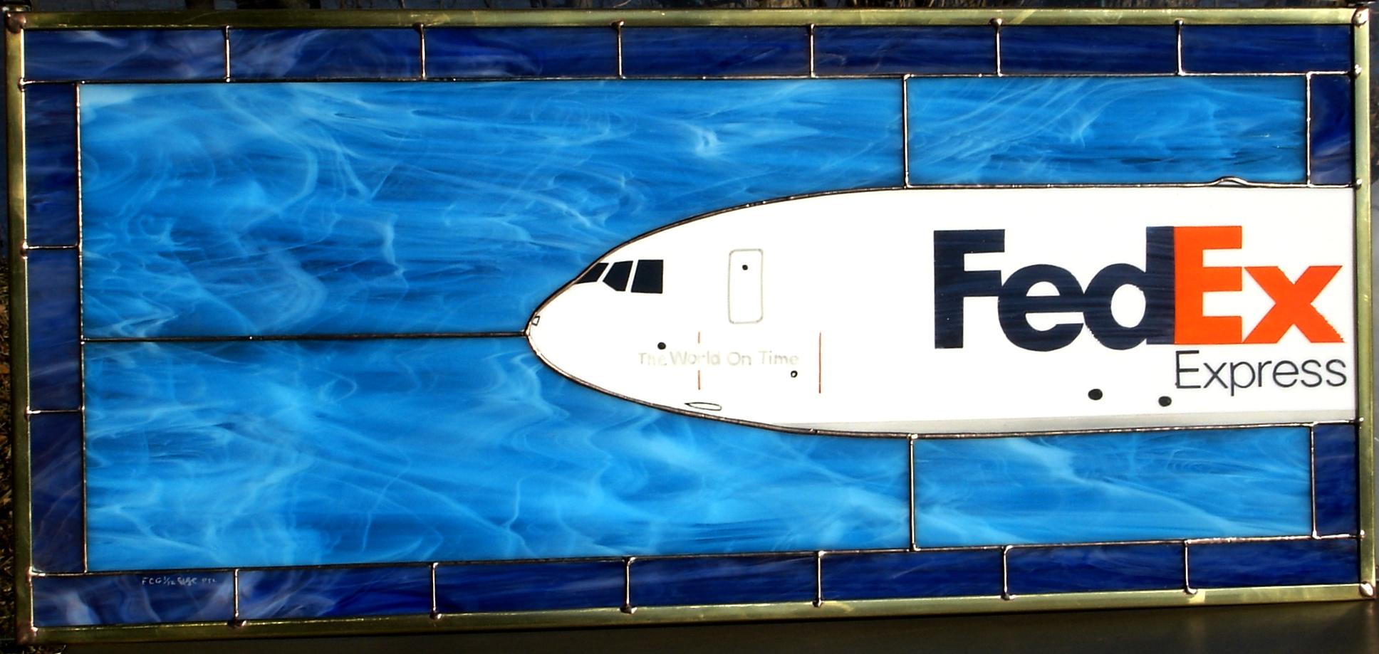 FedEx MD-11 Forward