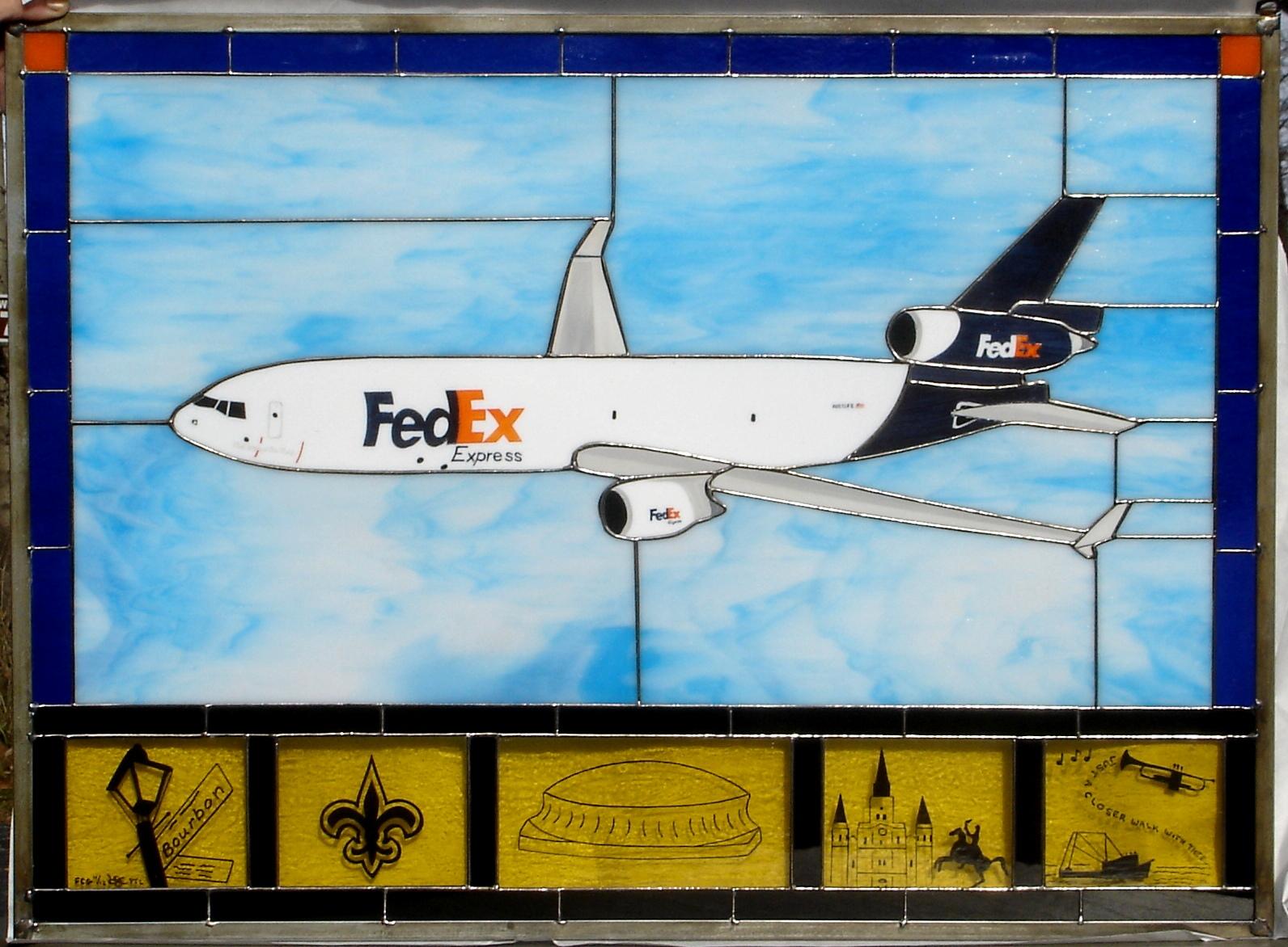 Big Easy FedEx MD-11