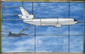 KC-10 Layman - Stained Glass