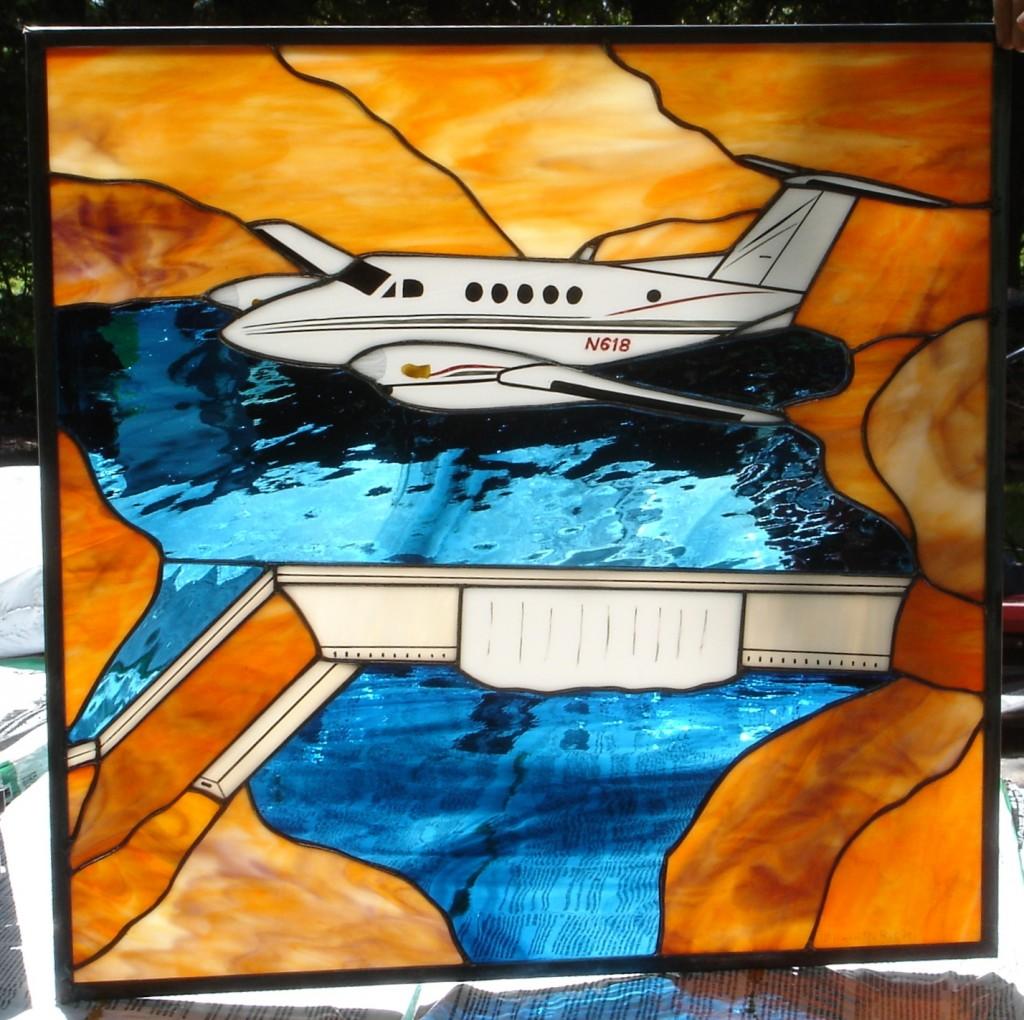 SG - King Air - Grand Coulee Dam