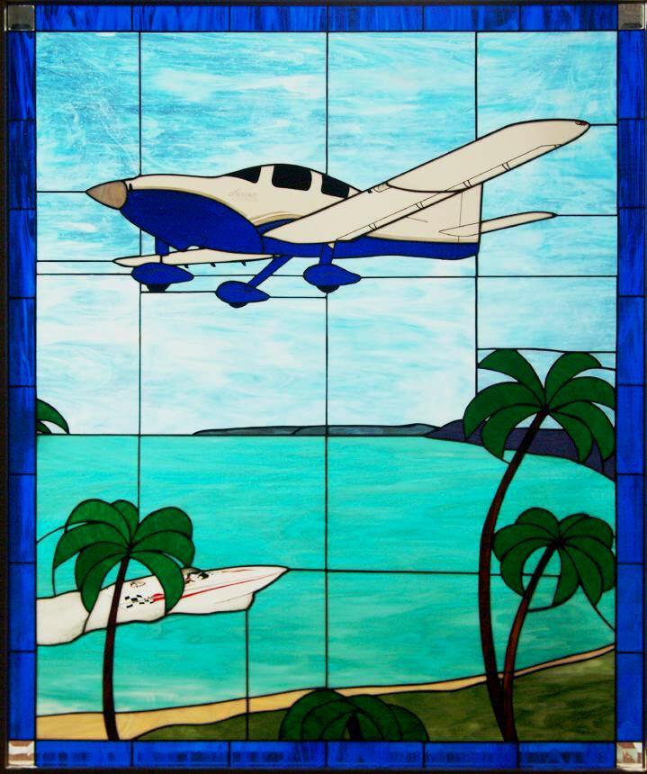 """Lancair COLUMBIA 400, """"Carib Columbia"""""""