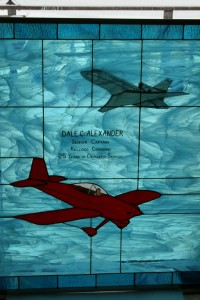 RV-4 Stained Glass