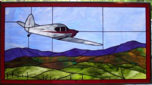 Globe SWIFT Stained Glass