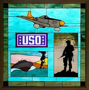 USO – Stained Glass