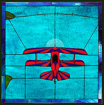Pitts S2-C Stained Glass