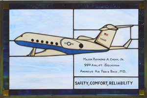 Gulfstream C37 Stained Glass