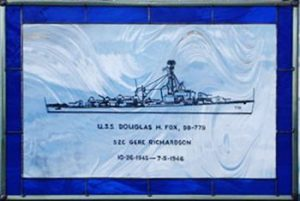USS Douglas H. Fox, DD-779