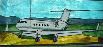 Gulfstream detail