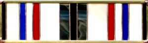 Panama Service Ribbon Stained Glass