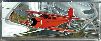 Beechcraft, RED STAGGERWING