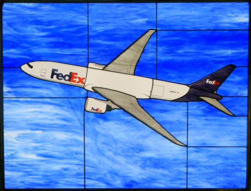 FedEx B777 – New View