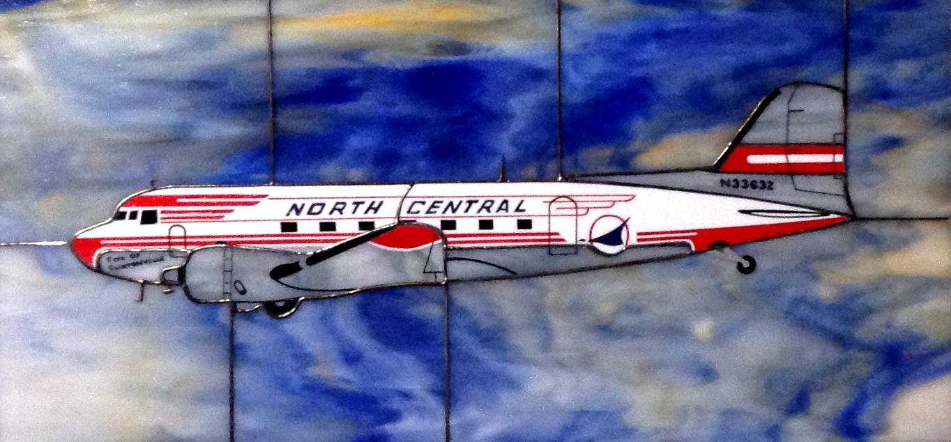 North Central Airlines DC-3