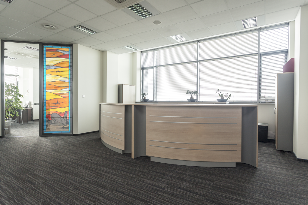 Stained Glass Artwork for FBOs